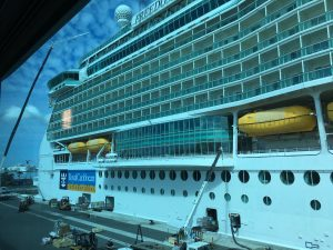 Freedom of the Seas Stern
