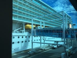 Freedom of the Seas Bow